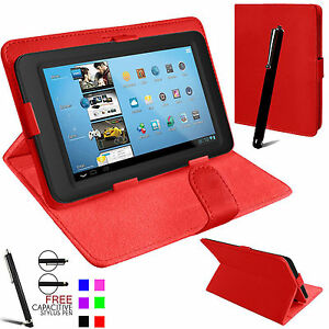 UNIVERSALE-Pieghevole-Folio-Flip-Stand-Custodia-Cover-Per-Android-Tablet-PC-7-034