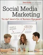 Social Media Marketing: The Next Generation of Business Engagement by Evans, Da