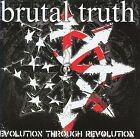 Evolution Through Revolution by Brutal Truth (CD, May-2009, Relapse Records (USA))