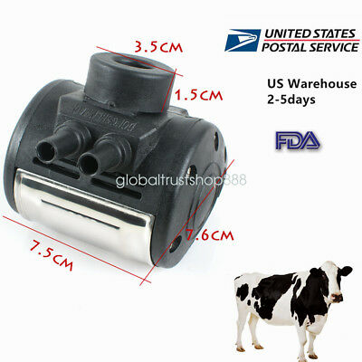 From US!L80 Pneumatic Pulsator for Cow Milker Milking Machine Farm Farmer Cattle