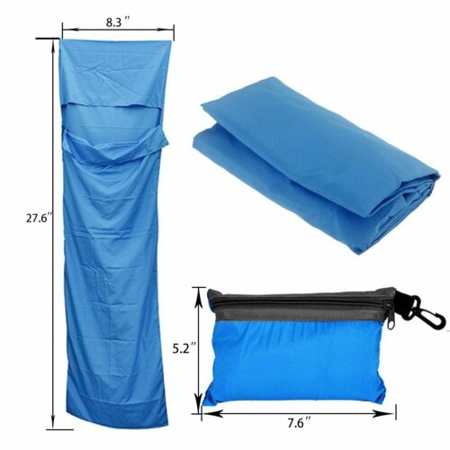 Outdoor Funny Sleeping Bag Camping Hiking Bed Single Person Carry Sleep Bag