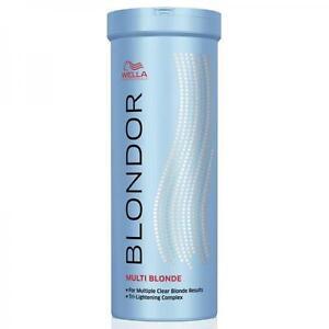 Wella-Blondor-Hair-Multi-Blonde-Lightening-Powder-Bleach-400gr
