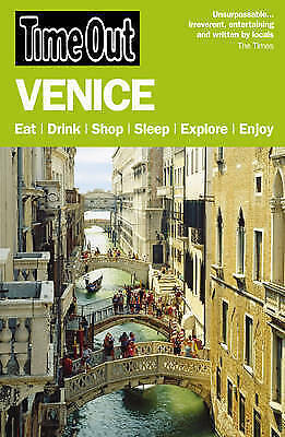1 of 1 - Time Out Guides Ltd, Time Out Venice 6th edition, Very Good Book