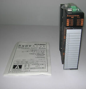 Mitsubishi-A1S64TCTRTBW-temperature-control-unit