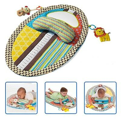 Baby Gym Play Mat Activity Toy Game Blanket Yummy-Time Floor Nap Gear