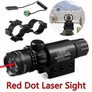 Tactical-Red-Beam-Dot-Laser-Sight-Rifle-Gun-Scope-Rail-Remote-Switch-For-Hunting