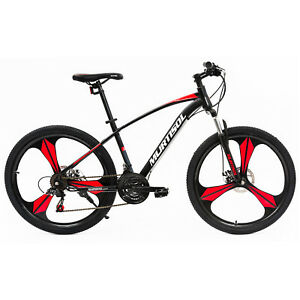 26-034-Full-Wheel-Mountain-Bike-Bicycle-21-Speeds-Front-Suspension-Disc-Brakes
