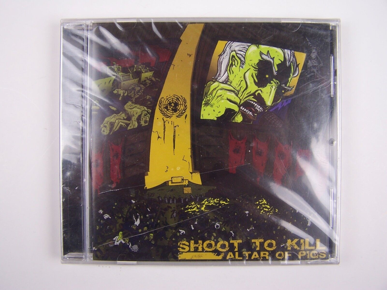 Altar of Pigs - Shoot to Kill CD New Sealed