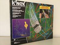 K'nex Cross Fire Chaos Roller Coaster Construction Set 18ft Long, 536 Pieces