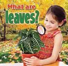What Are Leaves? by Kelley MacAulay (Hardback, 2013)