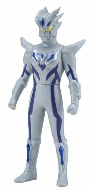 Bandai Ultra Hero Series 45 Ultraman Zero Beyond Figure For Sale Online Ebay