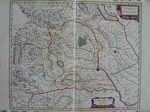 Mappa Signoria Di Vercelli 1640 Torino Piemonte Novara Casale Pavia Ivrea Sesia Pour Aider à DigéRer Les Aliments Gras