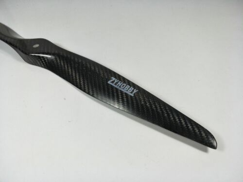 24X10 ZYHOBBY Carbon Fiber Propeller Super Strong High Quality For Gas Engine