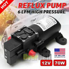 130psi Rv Marine 12 Volt Dc 12v Demand Fresh Water Diaphragm Self Priming Pump