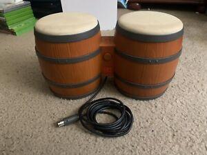DK Bongos Nintendo GameCube DOL-021 Donkey Kong Drums Controller Tested