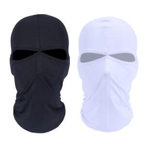 Cycling Lycra Balaclava Summer Sun Ultra UV Protection Full Face Mask US FAST