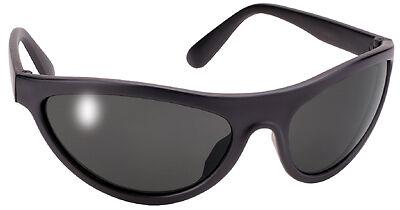 Brand New Road Wrap 1210 Sunglasses Black//Smoke Lens