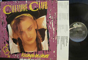 Culture Club - Kissing to Be Clever (Boy George) Do You ...