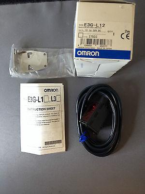 1PC Nouveau OMRON photoélectrique commutateur E3S-AD12 10-30VDC #017