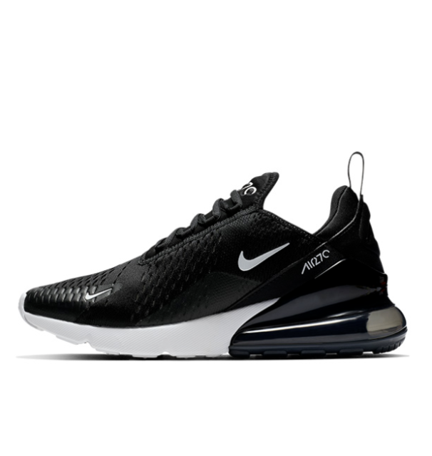 Nike Women's Air Max 270 Running Shoes Sneakers Black AH6789 001 Size 6 12
