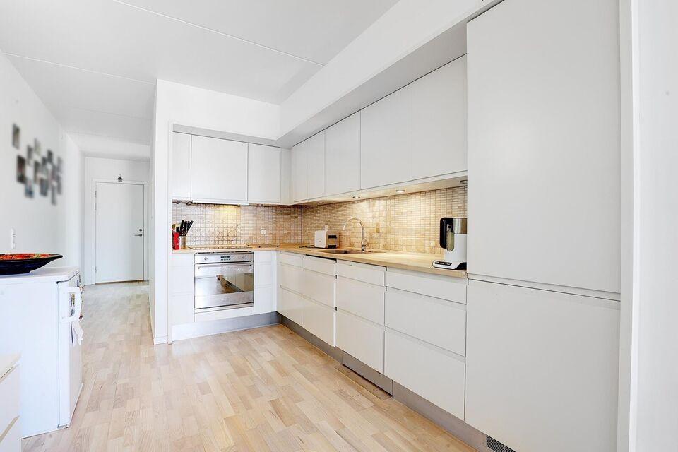 2860 3 vær. lejlighed, 92 m2, Gyngemose parkvej 10 1