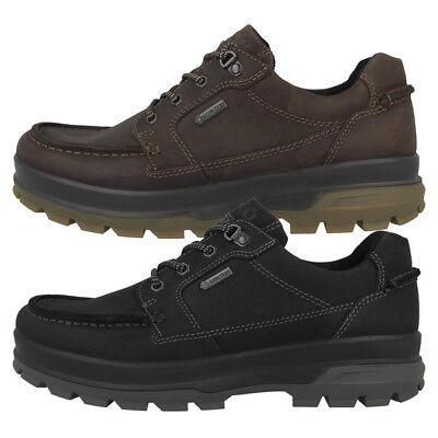 Ecco Rugged Track Schuhe Men Herren Outdoor Halbschuhe Schuhe 838004 Boots | eBay