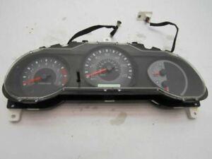 2003 NISSAN FRONTIER XTERRA 6CYL Speedometer Instrument Head Cluster 24810-2Z903