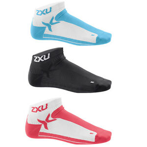 Considerate New 2xu Mens Performance Low Rise Sock Running Gym Exercise Race Socks Training Relieving Heat And Sunstroke Clothing, Shoes & Accessories