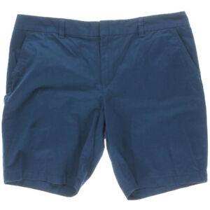 NEW-Womens-Tommy-Hilfiger-Catalonia-Blue-Twill-Khaki-Chino-Shorts-Sz-24-AU-6