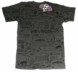 Shirt Gr. M L grau T-shirt FUN Design Rhymes T-shirt - Hanau, Deutschland - Shirt Gr. M L grau T-shirt FUN Design Rhymes T-shirt - Hanau, Deutschland