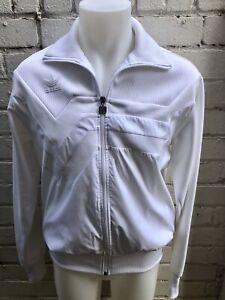 Vintage-Adidas-Track-Jacket-Size-M-White-Men-s-Retro