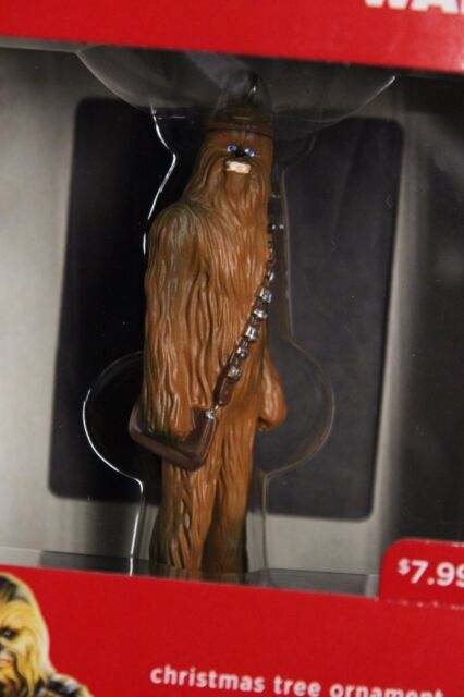 picture 10 of 11 - Chewbacca Christmas Ornament