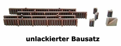 kit Artitec 14.102-1:160: kaimauer de spundwand sans peinture-Neuf neuf dans sa boîte