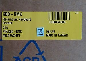 Advantech-KBD-RMK-19-034-Rackmount-Keyboard-Drawer
