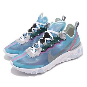 new styles 39d02 a676c Image is loading Nike-React-Element-87-Royal-Tint-Blue-Grey-