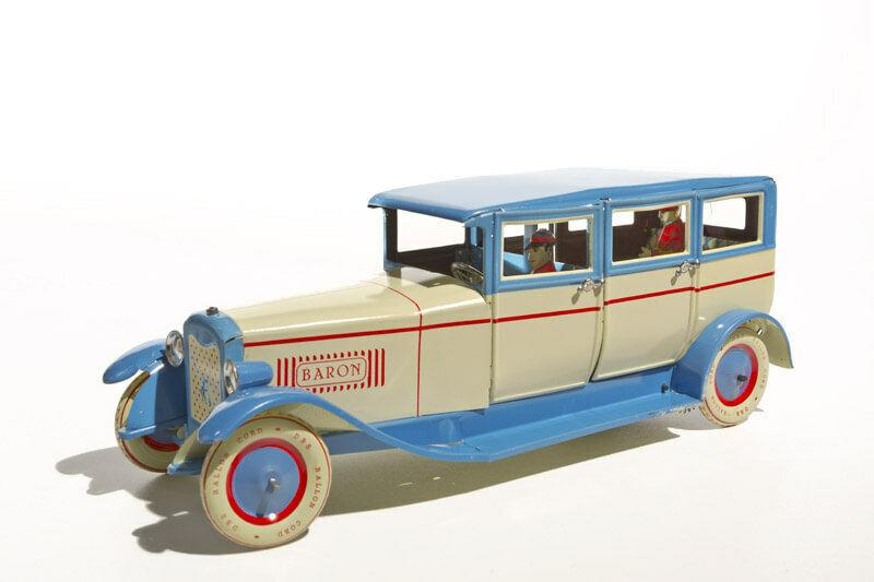 + Blechspielzeug Große Limousine Limousine Limousine BARON  Lehmann - Nachbildung Made in Germany 8f05fc