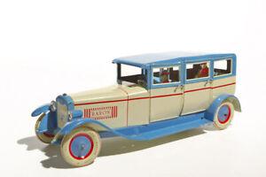Blechspielzeug Große Limousine Baron Lehmann Spielzeug Figuren Nachbildung Made In Germany