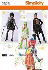 """Patrones De Costura Gótica - Carnaval """"2""""; Talla 32-38"""