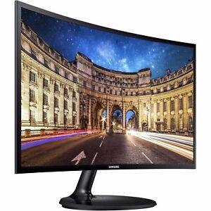 Samsung-C24F390FHE-24-034-LED-LCD-Curved-Monitor-4MS-FHD-16-9-HDMI-VGA-FreeSync-VA