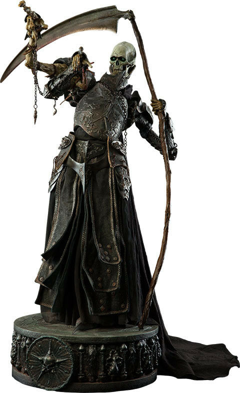 COURT OF THE DEAD - Exalted Repeaer General 30.75  Statue (Sideshow)  NEW