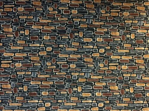 Cobblestone 100/% Cotton Quilt Fabric-Per 1//2 yd Timeless Treasures ROW BY ROW
