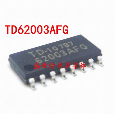 10 PCS TD62003AF SOP-16 62003AF TD62003AFG 62003AFG 7CH DARLINGTON SINK DRIVER