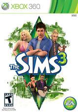 The Sims 3 Xbox 360 New Xbox 360