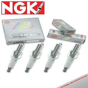 4 pc 4 x NGK Laser Iridium Plug Spark Plugs 3588 ILFR6A 3588 ILFR6A Tune Up dd