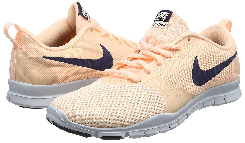 Nike Flex TR Essential femmes Trainers-Orange-Platinum Limited-UK 5.5 EU 39