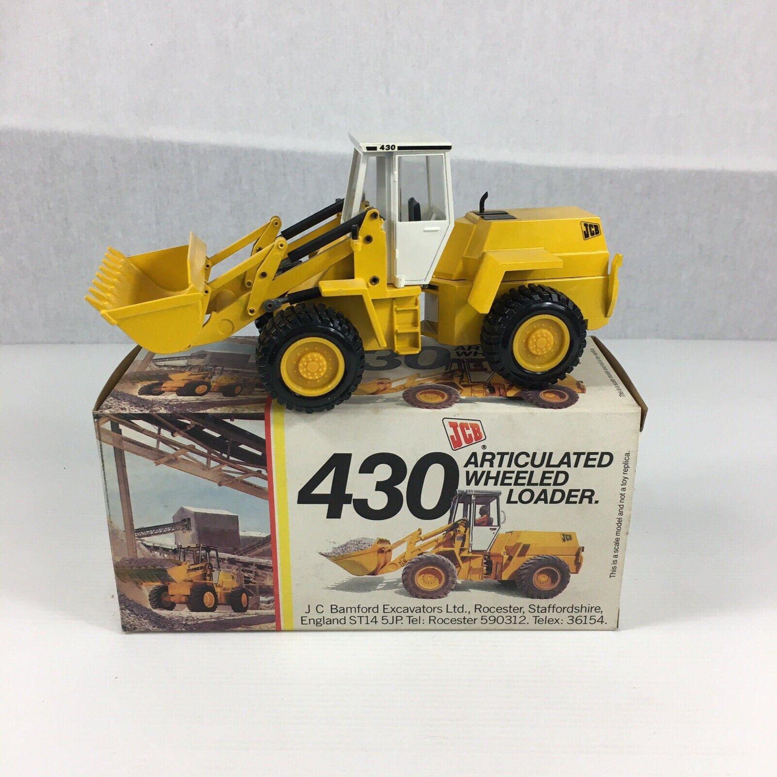 JCB 430 Articulated Wheeled Loader 251 N Z G Boxed