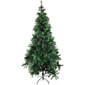 07e824f667a 7 Feet Tall Christmas Tree W Stand Holiday Season Indoor Outdoor ...