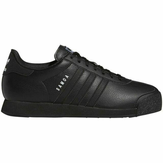 Size 7.5 - adidas Samoa Triple Black