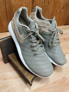 3fe20cc9087f Nike Roshe Tiempo VI Running   Training Men s Leather(853535-200 ...
