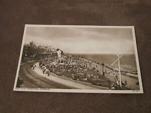 AH-amp-S-postcard-East-Cliff-Bandstand-Ramsgate-Thanet-Kent